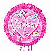 Prismatic Princess Pull Pinata