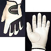 Forgan Cabretta Leather Golf Glove For Left Handers - White