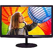 "Philips E-line 247E6QDAD 59.9 cm (23.6"") LED Monitor - 16:9 - 14 ms"