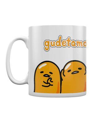 Gudetama Expressions 10oz Ceramic Mug, White