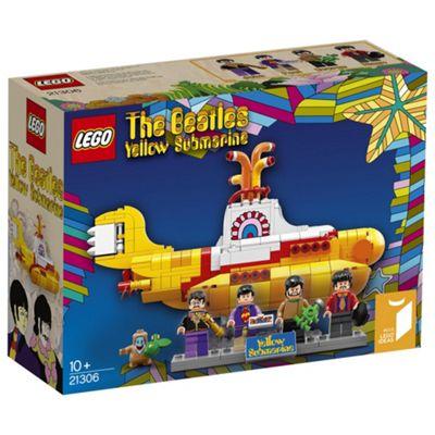 LEGO Ideas The Beatles Yellow Submarine 21306