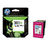 Hewlett-Packard CH564EE#301 301XL Ink Cartridge - Cyan/Magenta/Yellow