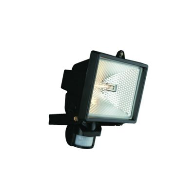 400W Halogen Floodlight and PIR