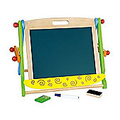 Viga Wooden Magnetic Table Top Easel