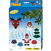 Hama Beads Christmas Set