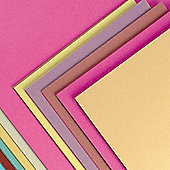 A4 Coloured Sugar Paper (100 gsm) (Pack of 100)