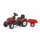 Falk Ranch Trac Red Ride-On Tractor