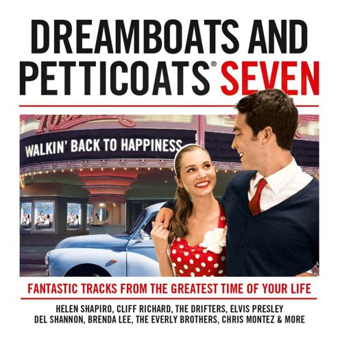 Dreamboats & Petticoats - Walking Back To Happiness