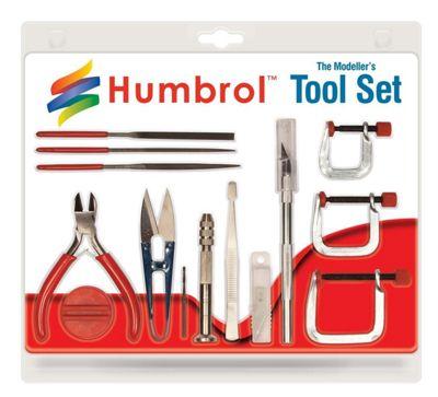 Humbrol Ag9159 The Modeller'S Tool Set Medium
