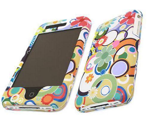 iTALKonline 16744 Potpuri SnapGuard Protection Case & Screen Protector - Apple iPhone 3G / 3G S