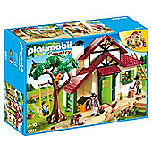 Playmobil Country Forest Rangers House