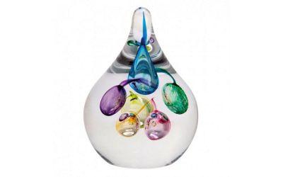 Caithness Glass Balloons Paperweight 11cm x 8cm