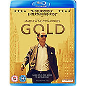 Gold Blu-ray