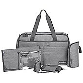 Babymoov Traveller Baby Changing Bag, Smokey