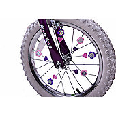 Ammaco Bike Spoke Spokey Dokeys Pink & Purple