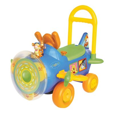 Tigger Plane Activity Ride-On