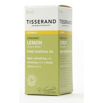 Tisserand Aromatherapy Lemon 9ml Oil