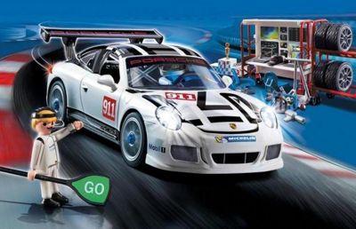 Playmobil Porche 911 GT3 Cup