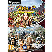 Settlers 7: Paths To A Kingdom Gold + Settlers: Rise Of An Empire Double Pack /pc - PC