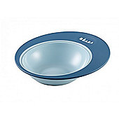 "Beaba Training Plate ""Ellipse"" Blue"