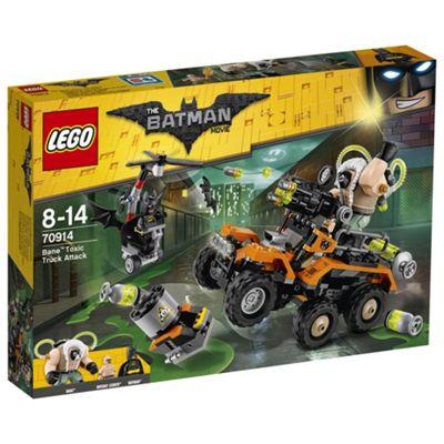 LEGO Batman Movie Bane Toxic Truck Attack 70914 Building Toy