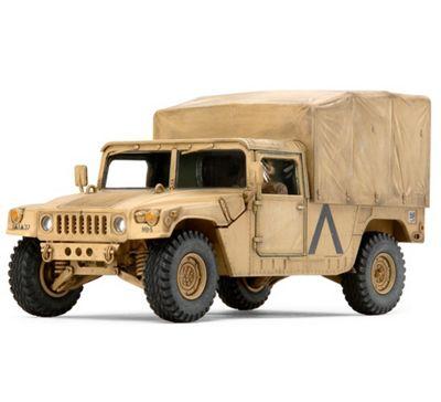 U.S Modern 4X4 Utility Vehicle Cargo Type - 1:48 Military - Tamiya