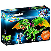 Playmobil 9001 Kingsland Dragon with Alex