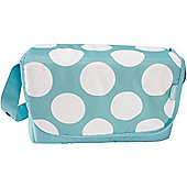 My Babiie Baby Changing Bag (Teal Dots)