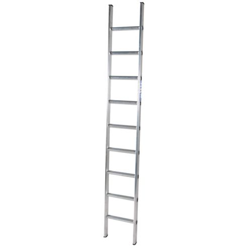 TB Davies Industrial 3.5m (11.48ft) Single Extension Ladder