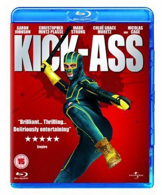 Kick-Ass Blu-Ray