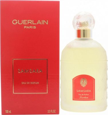 Guerlain Samsara Natural Eau de Parfum (EDP) 100ml Spray For Women