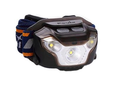 Fenix HL26R LED Head Torch USB Rechargeable 450 Lumens Black