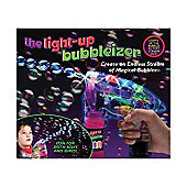 Light Up UV Bubble Gun