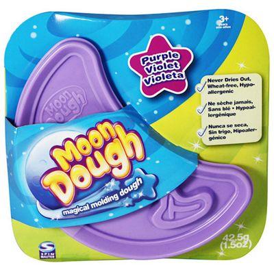 Spin Master Moon Dough Single Tub Purple
