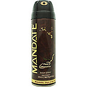 Eden Classic Mandate Deodorant Spray 200ml