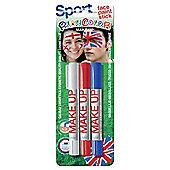 Playcolor Basic Make Up Pocket 5g Face Paint Stick (Sport - UK)