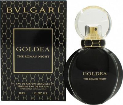 Bvlgari Goldea The Roman Night Eau de Parfum (EDP) 30ml Spray For Women