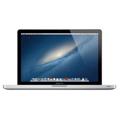 Apple MacBook Pro, Intel Core i7, 8GB RAM, 750GB, 15.4 inch, Silver