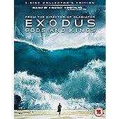 Exodus: Gods & Kings 3D Blu-ray