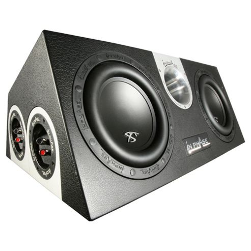 In Phase Speaker Enclosures XTB-208