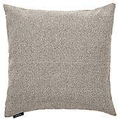 McAlister Charcoal Grey Herringbone Cushion Cover - 43x43cm