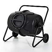 Outsunny Garden 170L Compost Tumbler Heavy Duty Rotating Waste Recycle Composter Barrel Bin
