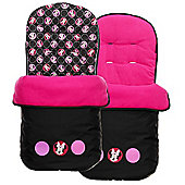 OBaby Disney Footmuff (Minnie Circles)