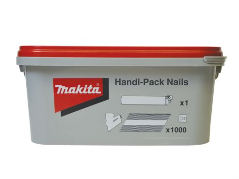 Makita Galvanised Ring Shank Nails Handi-Pack 3.1 x 65mm