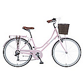 Viking Belgravia Traditional Dutch Style Bike Pink