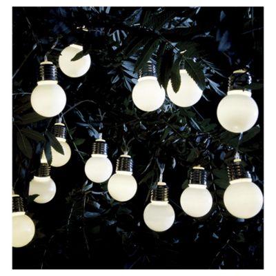 20 Bulb Solar String Lights