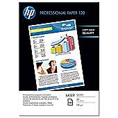 Hewlett Packard [HP] Professional Laser Paper Glossy A4 Ref CG964A [250 Sheets]