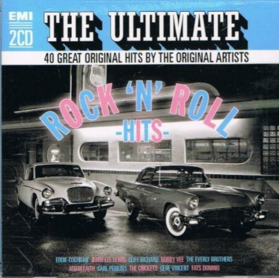 The Ultimate Rock 'n' Roll Hits (2CD)
