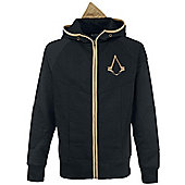 Assassins Creed Syndicate Black Hoodie - Size X-Large - Hoodies