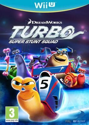 Turbo: Super Stunt Squad Wii U